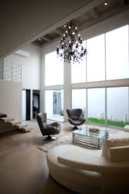 large chandeliers for high ceilings chandeliers for rooms with high ceilings good looking modern living room decoration using black glass crystal living