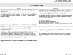 New York State Department Of Health Organizational Chart Clinical Laboratory Standards Of Practice Pdf Free Download