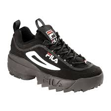fila disruptor black. fila disruptor black s