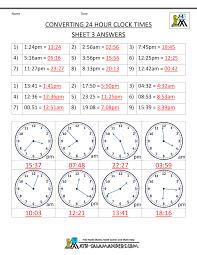 Chart Military Time Chart Unique Desk Clocks