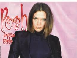 posh spice hair 90s. the spice girls pinup of posh victoria beckham out of your mind posh spice hair 90s