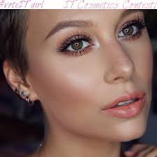 summer bronze and peach everyday makeup look h a i r n a i l s b e a u t y makeup makeup looks everyday makeup