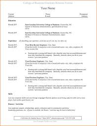 Sample College Freshman Resume Student Resume Sample College Attractive Utd Resume Template Best