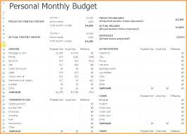 Sample Budget Worksheet Inspiration Household Expenses Spreadsheet Template Income And Sample Excel