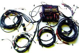 wiring harnesses electrical instruments parts and accessories wiring harnesses