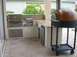 Small Outdoor Kitchen Modern Outdoor Kitchen Alfresco Style Orchidlagooncom
