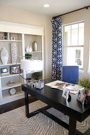 office drapes. Office [drapes: Trina Turk\u0027s Trellis Print Marine] Drapes A