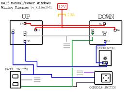 window wiring diagrams window image wiring diagram universal power window wiring diagram universal auto wiring on window wiring diagrams