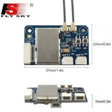 <b>Flysky X6B 2.4G</b> 6CH i-BUS <b>PPM</b> PWM Receiver for AFHDS i10 i6s ...