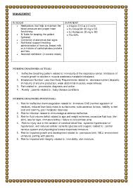 Nursing Care Plan For A Baby With Birth Asphyxia Low Birth Weight Baby