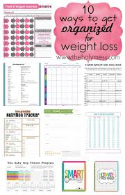 Printable Weight Loss Journal Sheets Download Them Or Print