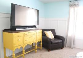 Mustard yellow furniture Satin Painted Love This Buffet It Was My Greatgrandmas Dining Room Buffet Before It Was Handed Down To My Mom She Recently Inherited Piano From My Grandpa And Lolly Jane Mustard Yellow Buffet