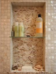 shower niche master bathroom design