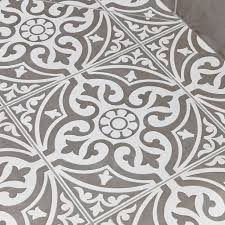 Kingsbridge grey patterned floor tiles 331 x 331mm bathroom kingsbridge  grey patterned floor tiles 331 x