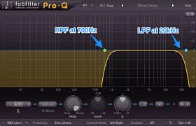 Eq Chart For Drums Mixing Drums Mixing Bass How To Mix Music Part 4