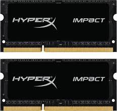 Оперативная <b>память</b> Kingston <b>HyperX</b> Impact Black DDR3L <b>16GB</b> ...