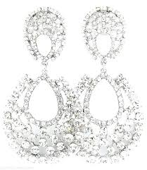 black chandelier clip on earrings post black chandelier clip earrings