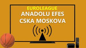 CANLI İZLE Anadolu Efes CSKA Moskova Bein Sports 3 canlı maç izle video