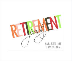 Retirement Celebration Invitation Template Celebration Invitation Templates Free Aplicativo Pro