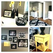gray black and yellow bedroom black white gray yellow bedroom black white yellow bedroom black and