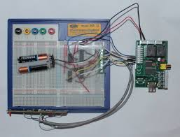 simple home automation using the raspberry pi electronics breadboard circuit for raspberry pi home automation