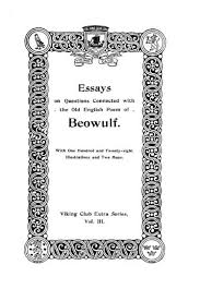 beowulf essay characteristics of archetypal epic hero essays on questions connected the old english poem of beowulf