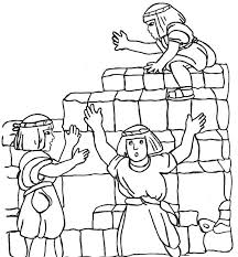 Small Picture Yahwehs Children Lesson 5 The Tower of Babel