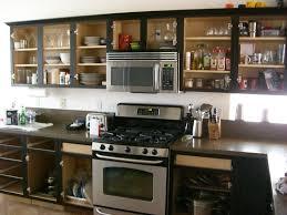 Painted Black Kitchen Cabinets Kitchen Black Kitchen Cabinets With Painting Kitchen Cabinets