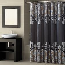 designer fabric shower curtains extra long the modern designer shower curtains atnconsulting com