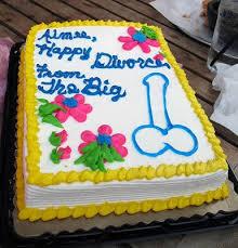 Most Creative Divorce Cake Ideas