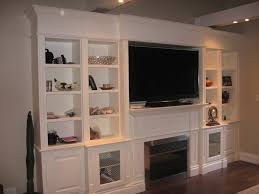 Small Picture Furniture Custom Unique Wall Unit Painted Cloud White Ideas