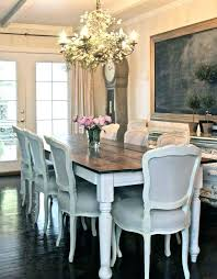 O Rustic Chic Dining Room Tables Outstanding  Ideas In