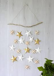 diy stars on the walls