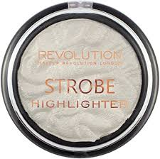 <b>Makeup Revolution Strobe</b> Highlighter- Supernova 7.5g: Amazon.co ...
