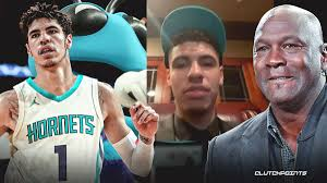 Hornets News Lamelo Ball Addresses Charlotte Fans For The First Time