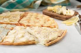 Итальянская <b>пицца 4 сыра</b> (четыре сыра) на заказ в Барнауле