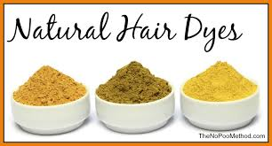 natural hair dye the no poo method