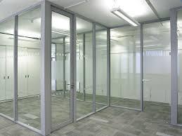 partition walls singapore glass vs