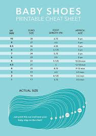 Maddie Style Size Chart Baby Shoe Sizes What You Need To Know Shoe Size Chart