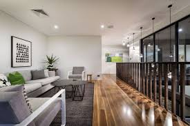 interior beautiful living room concept. Sleek Modern Home Concept With Amazing Courtyard View : Beautiful Living Room Of The Perth Interior E