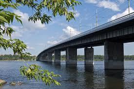 Октябрьский мост Красноярск Википедия