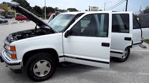 SOLD 1999 Chevrolet Tahoe LS 4X4 Meticulous Motors Inc Florida For ...