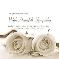 Sympathy Quotes For Loss Unique Free Sympathy Condolences Cards For Facebook Sympathy Quotes