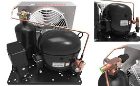 condensing unit embraco features