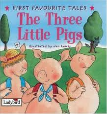 first favourite tales three little pigs amazon co uk ladybird 9780721497327 books