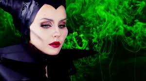 maleficent angelina jolie makeup tutorial by anastasiya shpagina you