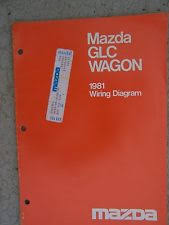 car electrical system book in collectables 1981 mazda glc wagon wiring diagram manual electrical system components car m