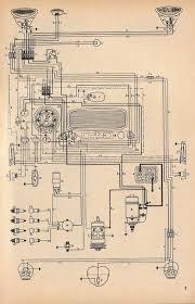 vw bug wiring diagram wiring diagram schematics info 1952 53 beetle wiring diagram thegoldenbug com