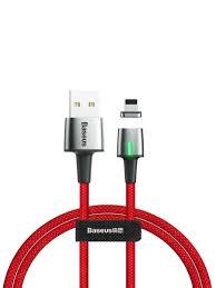 Кабель магнитный <b>Baseus Zinc Magnetic</b> Cable USB For iP 1.5A ...