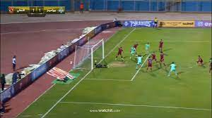 اهداف مباراة الاهلي وبيراميدز (2-1) الدوري المصري - بطولات